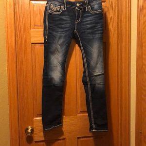 Like new women's Rock Rivival Jeans